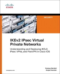 Cover IKEv2 IPsec Virtual Private Networks