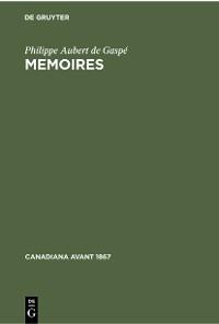 Cover Memoires