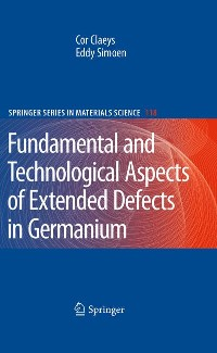 Cover Extended Defects in Germanium