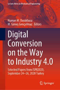 Cover Digital Conversion on the Way to Industry 4.0