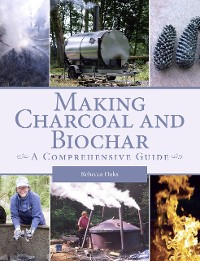 Cover Making Charcoal and Biochar