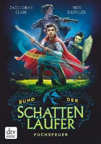 Cover Bund der Schattenläufer – Fuchsfeuer