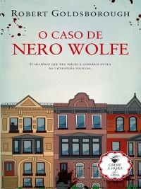 Cover O Caso de Nero Wolfe