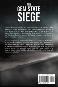 Cover The Gem State Siege