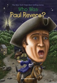 Cover Who Was Paul Revere?