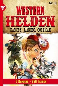 Cover Caddidy, Laredo, Coltman – Erotik Western