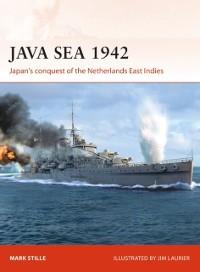Cover Java Sea 1942