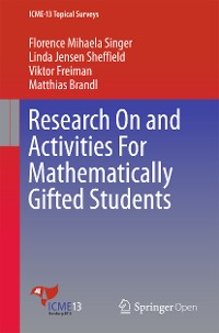 Cover Research On and Activities For Mathematically Gifted Students
