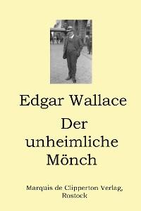Cover Der unheimliche Mönch
