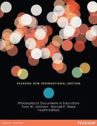 Cover Philosophical Documents in Education: Pearson New International Edition