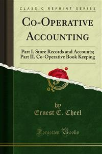 Cover Co-Operative Accounting