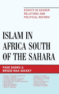 Cover Islam in Africa South of the Sahara
