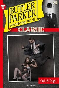 Cover Butler Parker Classic 72 – Kriminalroman