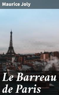 Cover Le Barreau de Paris