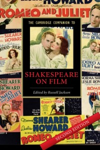 Cover Cambridge Companion to Shakespeare on Film