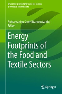 Cover Energy Footprints of the Food and Textile Sectors