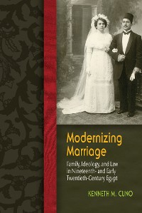 Cover Modernizing Marriage