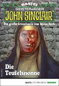 Cover John Sinclair 2153 - Horror-Serie
