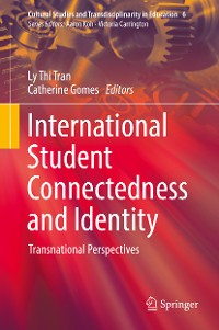 Cover International Student Connectedness and Identity