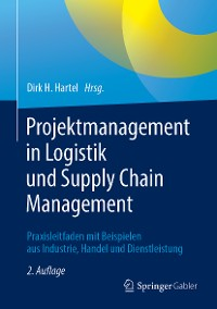 Cover Projektmanagement in Logistik und Supply Chain Management