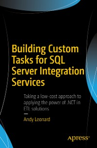 Cover Building Custom Tasks for SQL Server Integration Services
