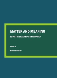 Cover Matter and Meaning