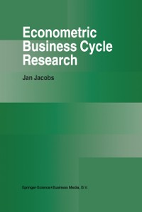 Cover Econometric Business Cycle Research