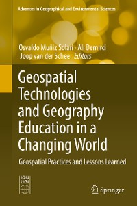 Cover Geospatial Technologies and Geography Education in a Changing World