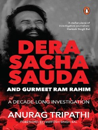 Cover Dera Sacha Sauda and Gurmeet Ram Rahim