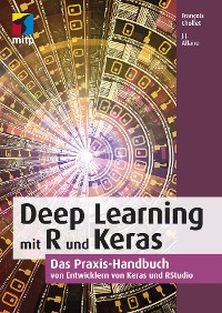Cover Deep Learning mit R und Keras
