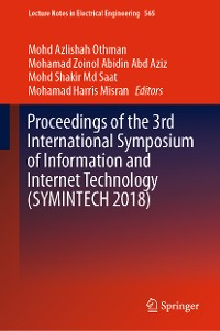 Cover Proceedings of the 3rd International Symposium of Information and Internet Technology (SYMINTECH 2018)