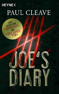 Cover Joe's Diary