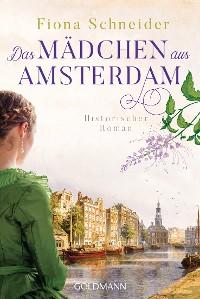 Cover Das Mädchen aus Amsterdam