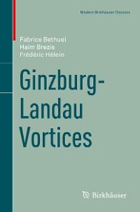 Cover Ginzburg-Landau Vortices