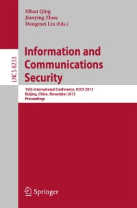 Cover Information and Communications Security