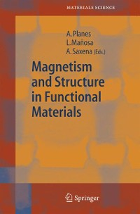 Cover Magnetism and Structure in Functional Materials