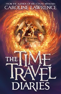 Cover The Time Travel Diaries