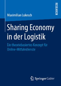 Cover Sharing Economy in der Logistik