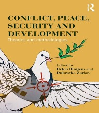 Cover Conflict, Peace, Security and Development