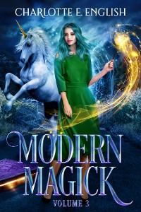 Cover Modern Magick, Volume 3