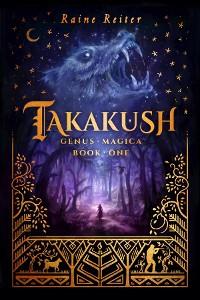 Cover Takakush - Genus Magica Book 1