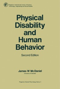 Cover Physical Disability and Human Behavior