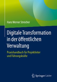 Cover Digitale Transformation in der öffentlichen Verwaltung
