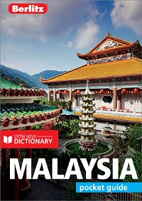 Cover Berlitz Pocket Guide Malaysia  (Travel Guide eBook)