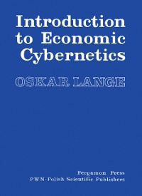 Cover Introduction to Economic Cybernetics