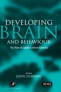 Cover Developing Brain Behaviour