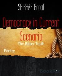 Cover Democracy in Current Scenario