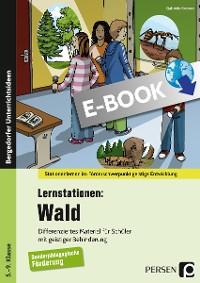 Cover Lernstationen: Wald