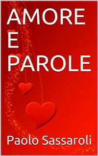 Cover Amore e parole