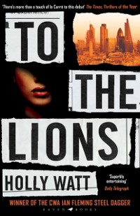 Cover To The Lions